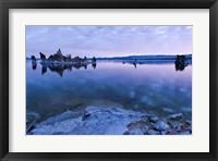 Framed Mono Lake Dawn