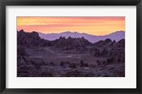 Framed Surreal Dawn
