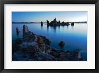 Framed Mono Lake Sunrise