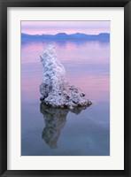 Framed Pastel Tufa