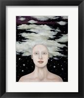 Framed Albino Snow