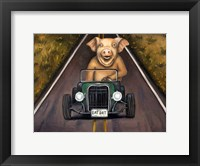 Framed Road Hog