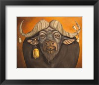 Framed Buffalo Bells