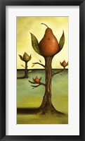 Framed Pear Tree 1