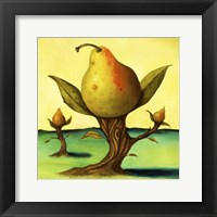 Framed Pear Trees 2