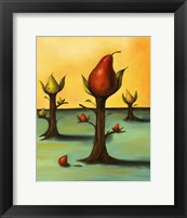 Framed Pear Trees 3