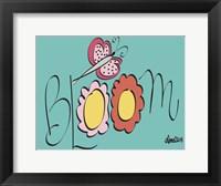 Framed Bloom Rectangle