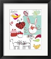 Framed Doodlez