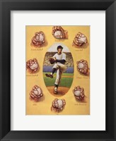 Framed Art of the Pitch