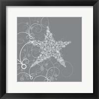 Framed Whimsical Star