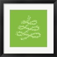 Framed Whimsical Tree