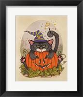 Framed Little Pumpkin