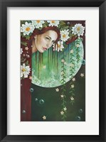 Framed Lady Of May