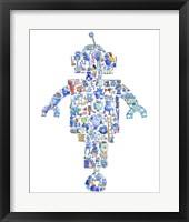 Framed Robot