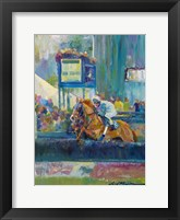 Framed Steeplechase