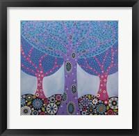 Framed Wishing Trees