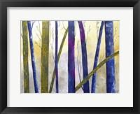 Framed Bare Trees
