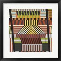 Framed Stripes