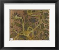 Framed Green Gold 2