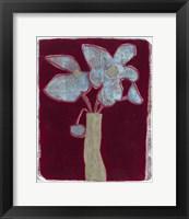 Framed Blue Bouquet 8