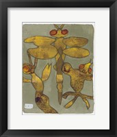 Framed Dragonfly And Friends 16