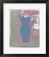 Framed Wardrobe Pink And Blue