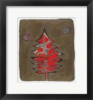 Framed Xmas Tree 6