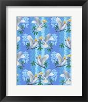 Framed Cockatoos (Pattern)