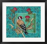 Framed Little Bird I