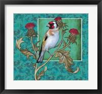 Framed Little Bird II