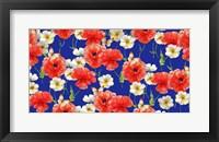 Framed Poppies (Pattern)