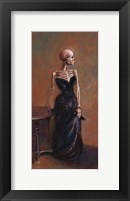 Framed Madame X-Ray