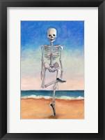 Framed Skeltic Dancer