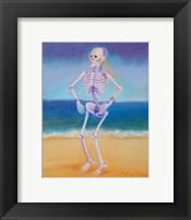 Framed Skelly Dancer II