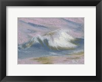 Framed Wave Portrait No. 49
