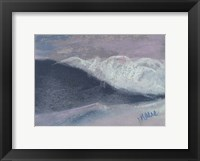 Framed Wave Portrait No. 57