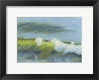 Framed Wave Portrait No. 64