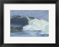 Framed Wave Portrait No. 76