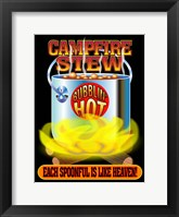 Framed Campfire Stew