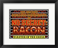 Framed Grill Secret Bacon