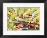 Framed Pui's Fish