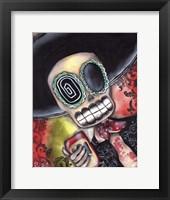 Framed Martin Mariachi