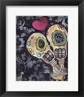 Framed Muertos De Amor