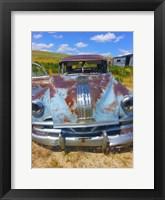 Framed Pontiac Blues