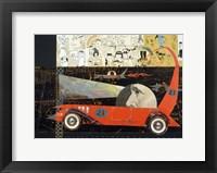 Framed Car 21