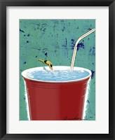 Framed Big Drink