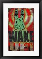 Framed Wake Up