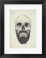 Framed Beard Is Not Dead