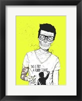 Framed Hipsters Not Dead