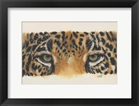 Framed Eye-Catching Jaguar